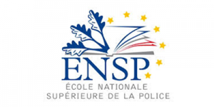 Logo: the Ecole Nationale Superieure de la Police, France