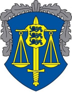 Logo: the Estonian Prosecution's Office, Estonia